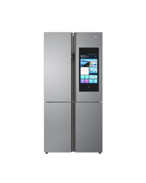 海尔大容量冰箱连接更多新鲜可能